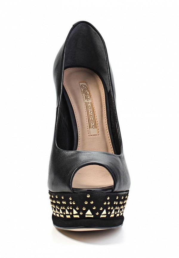 Туфли на шпильке Buffalo London 6386-1027: изображение 4