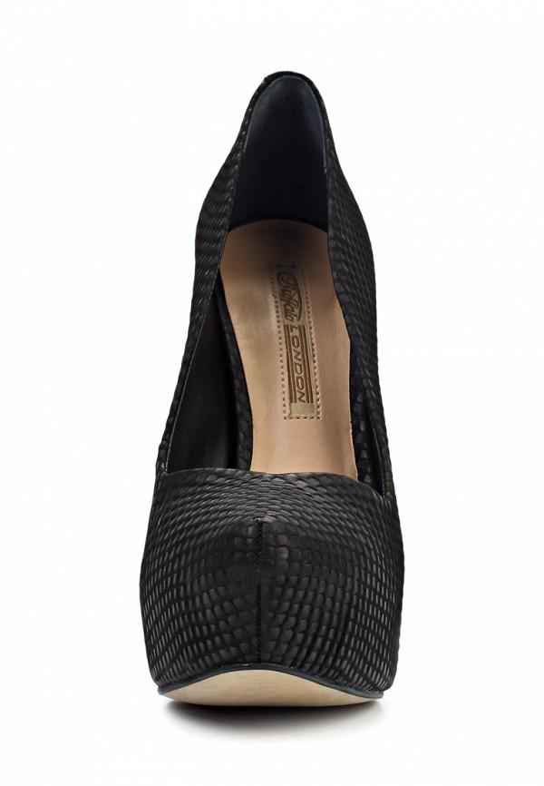 Туфли на шпильке Buffalo London zs2153: изображение 4