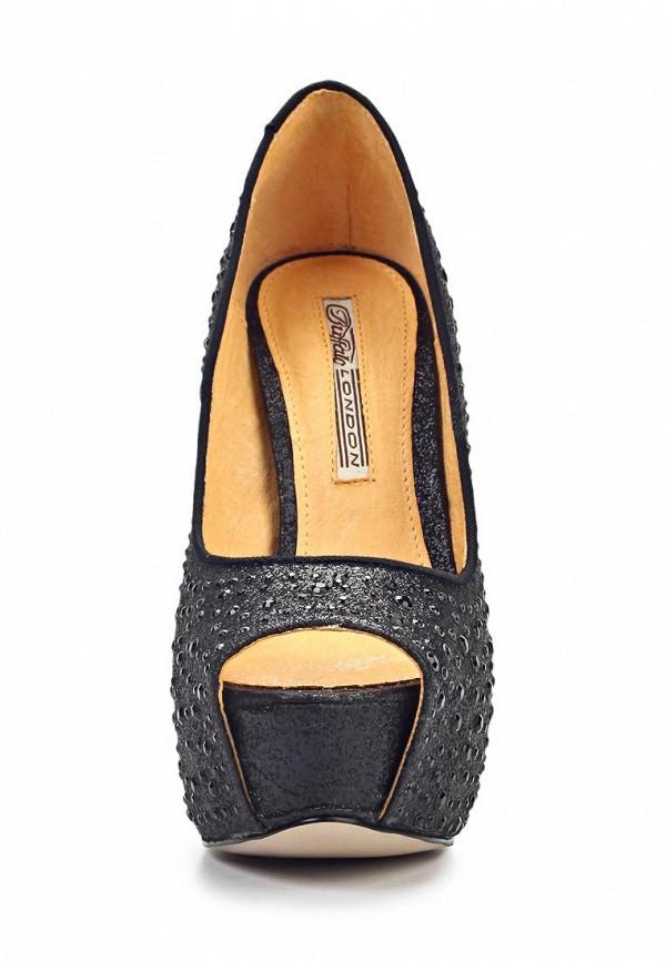 Туфли на шпильке Buffalo London 112-2936-1: изображение 4