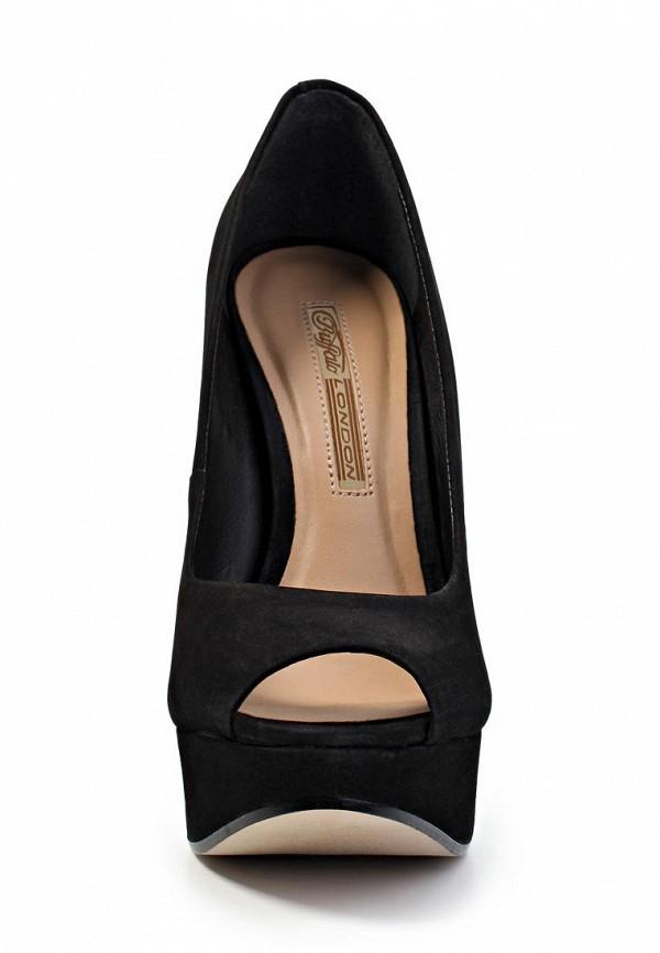 Туфли на каблуке Buffalo London zs1162: изображение 4