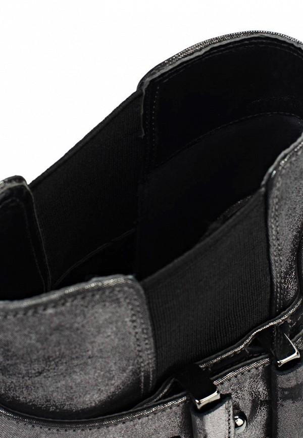 фото Ботильоны на платформе и толстом каблуке Buffalo London BU902AWJC158