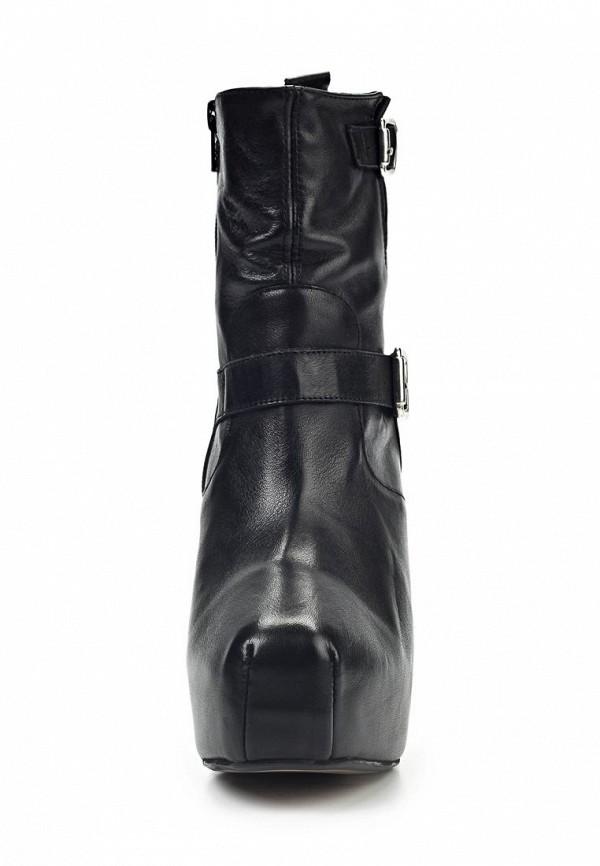 Ботильоны на каблуке Buffalo London tm105: изображение 4