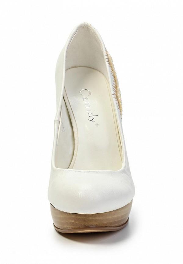 Туфли на шпильке Camidy MY9246-8W: изображение 4