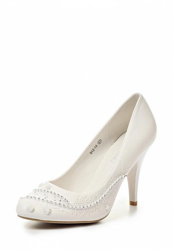 Туфли на каблуке Camidy MY912-10W: изображение 1