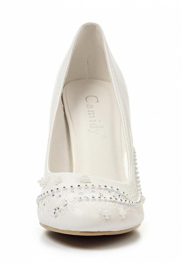 Туфли на каблуке Camidy MY912-10W: изображение 4
