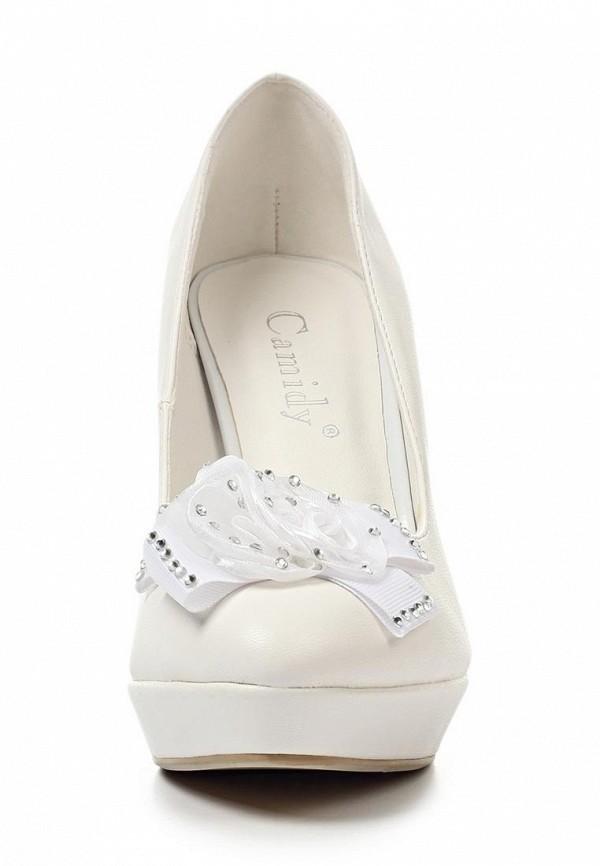 Туфли на каблуке Camidy MY913-4W: изображение 4