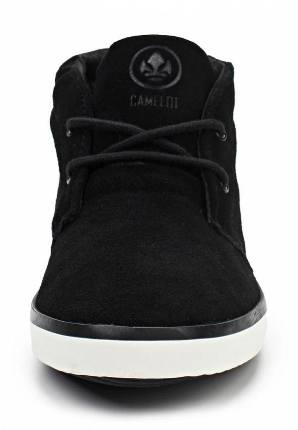 Мужские ботинки Camelot (Камелот) DECAF-FW14SAF: изображение 7