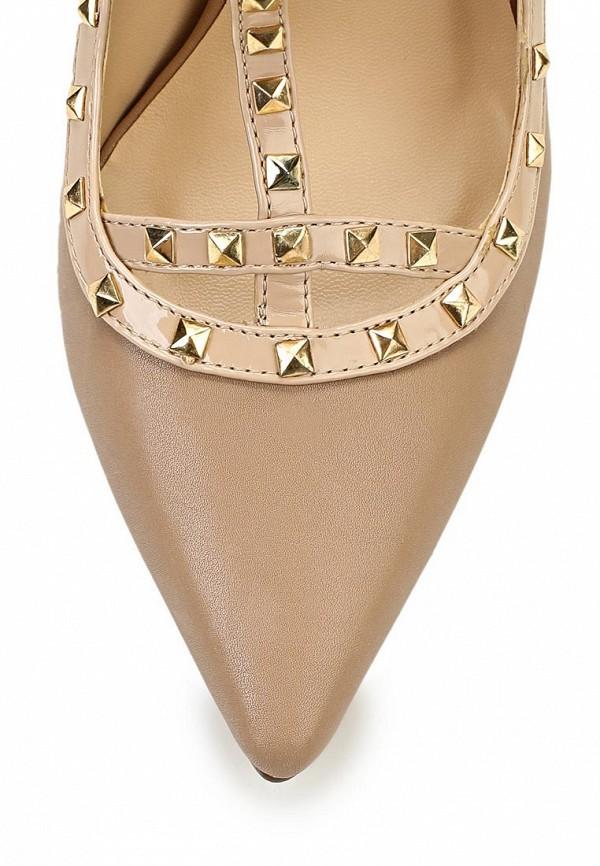 фото Туфли женские на шпильке Camelot CA011AWBBB97, бежевые