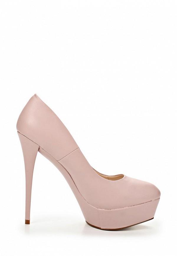 фото Туфли на платформе и шпильке Camelot CA011AWBBC14, розовые
