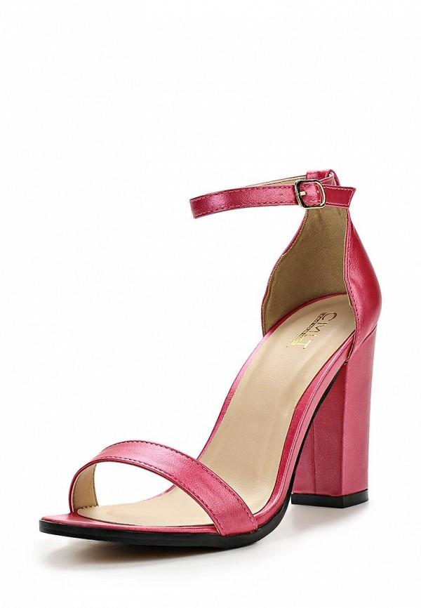 Босоножки на каблуке Camelot (Камелот) BALTIC-SS14S: изображение 2