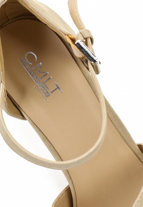 Босоножки на каблуке Camelot (Камелот) ZELEN-SS14S: изображение 13