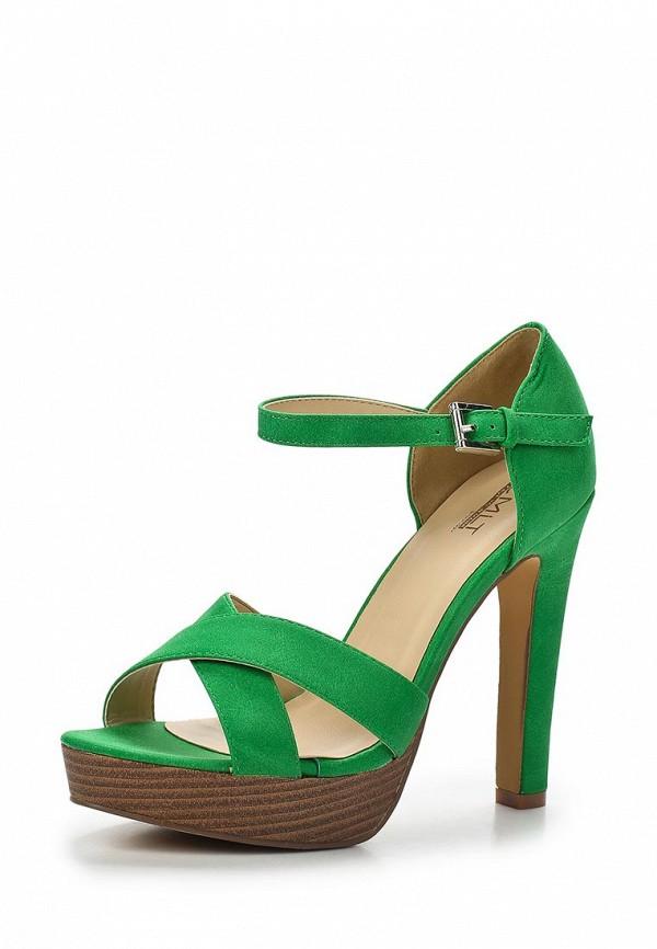 Босоножки на каблуке Camelot (Камелот) ZELEN-SS14S: изображение 2
