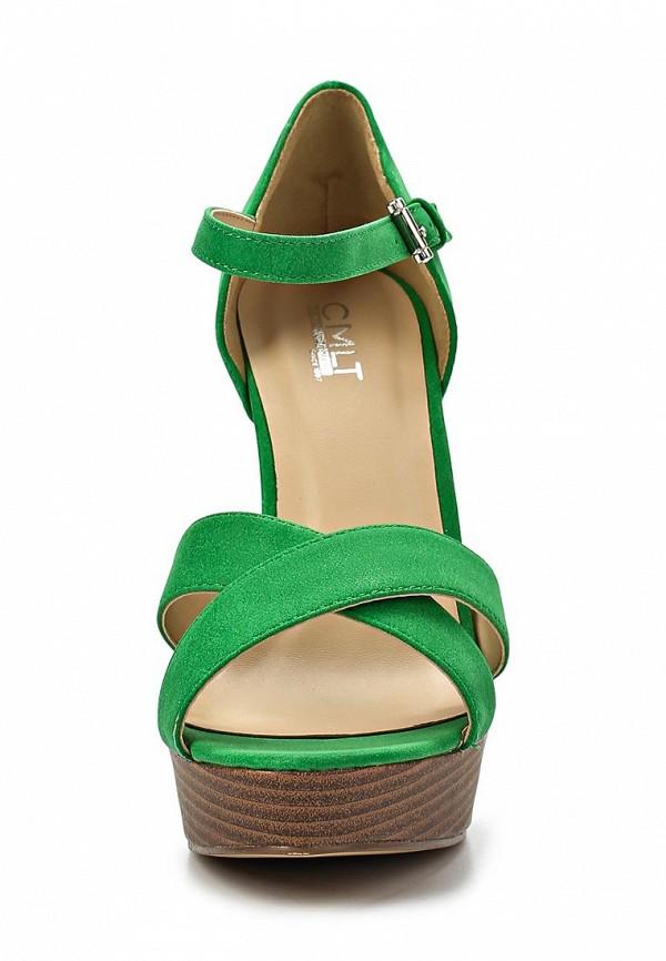 Босоножки на каблуке Camelot (Камелот) ZELEN-SS14S: изображение 7