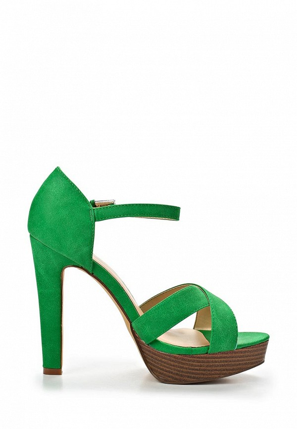 Босоножки на каблуке Camelot (Камелот) ZELEN-SS14S: изображение 9