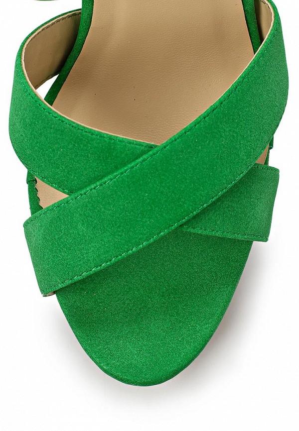 Босоножки на каблуке Camelot (Камелот) ZELEN-SS14S: изображение 11