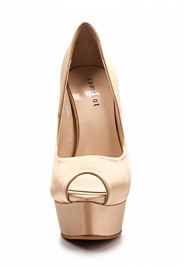 Туфли на каблуке Camelot (Камелот) KASAS-SS13S: изображение 4