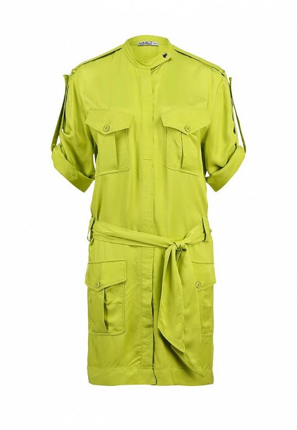 Платье-мини Camelot (Камелот) Lime-SS14: изображение 2