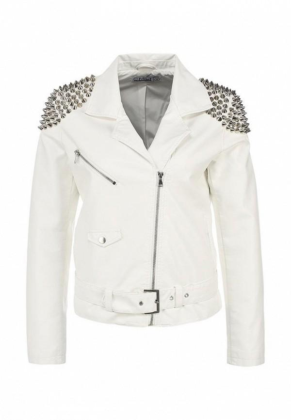 Кожаная куртка Camelot (Камелот) Monique-SS14: изображение 2