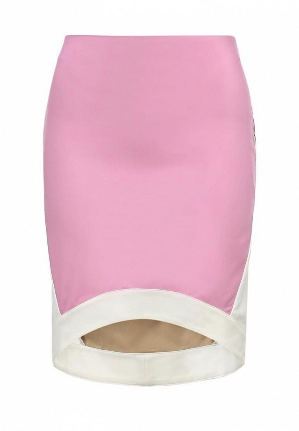 Узкая юбка Camelot (Камелот) Colorblock-SS14: изображение 2