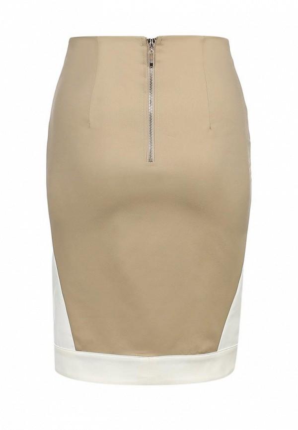 Узкая юбка Camelot (Камелот) Colorblock-SS14: изображение 3