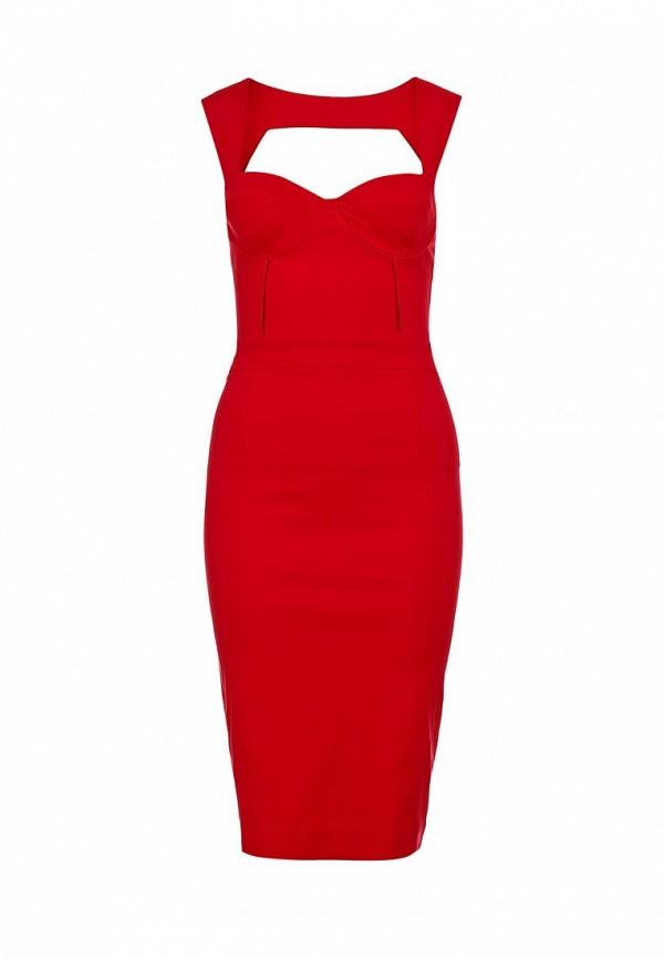 Вечернее / коктейльное платье Camelot (Камелот) WOMENINRED-FW13C: изображение 1