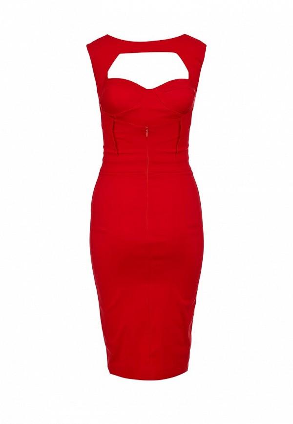 Вечернее / коктейльное платье Camelot (Камелот) WOMENINRED-FW13C: изображение 2