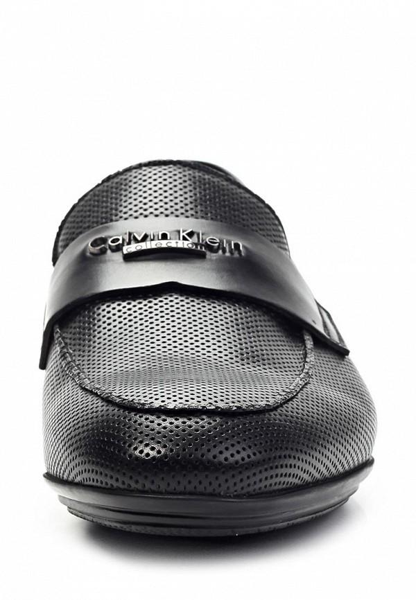 Мужские туфли Calvin Klein (Кельвин Кляйн) 8067: изображение 4