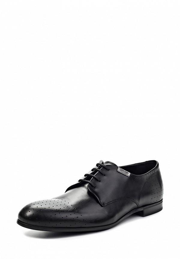 Мужские туфли Calvin Klein (Кельвин Кляйн) 8054: изображение 1