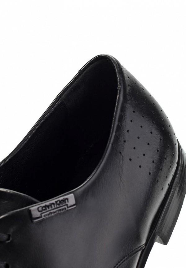 Мужские туфли Calvin Klein (Кельвин Кляйн) 8054: изображение 7