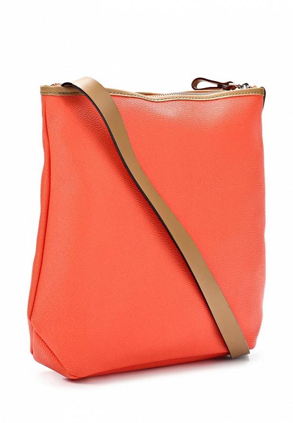 Кожаная сумка Calvin Klein (Кельвин Кляйн) J6EJ600020: изображение 2