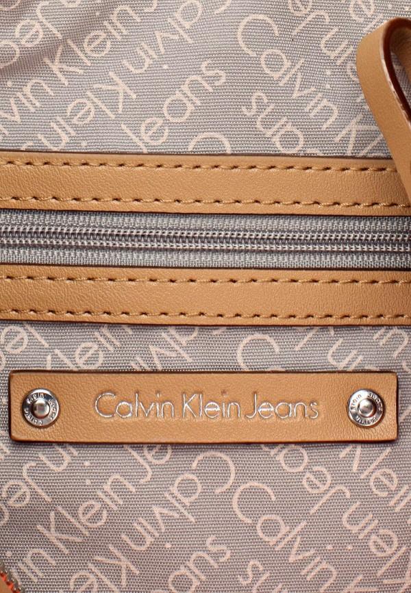 Кожаная сумка Calvin Klein (Кельвин Кляйн) J6EJ600020: изображение 6