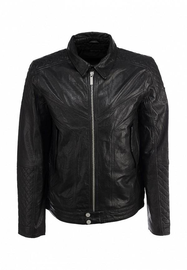 Мужские Кожаные Куртки Осень 2014