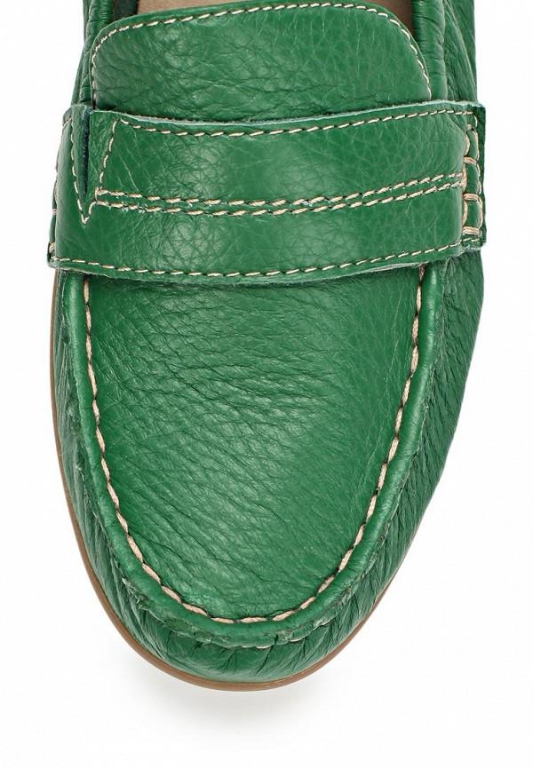 фото Мокасины женские Caprice CA107AWAPA88, зеленые
