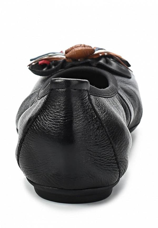 фото Балетки женские Caprice CA107AWAPB51, черные