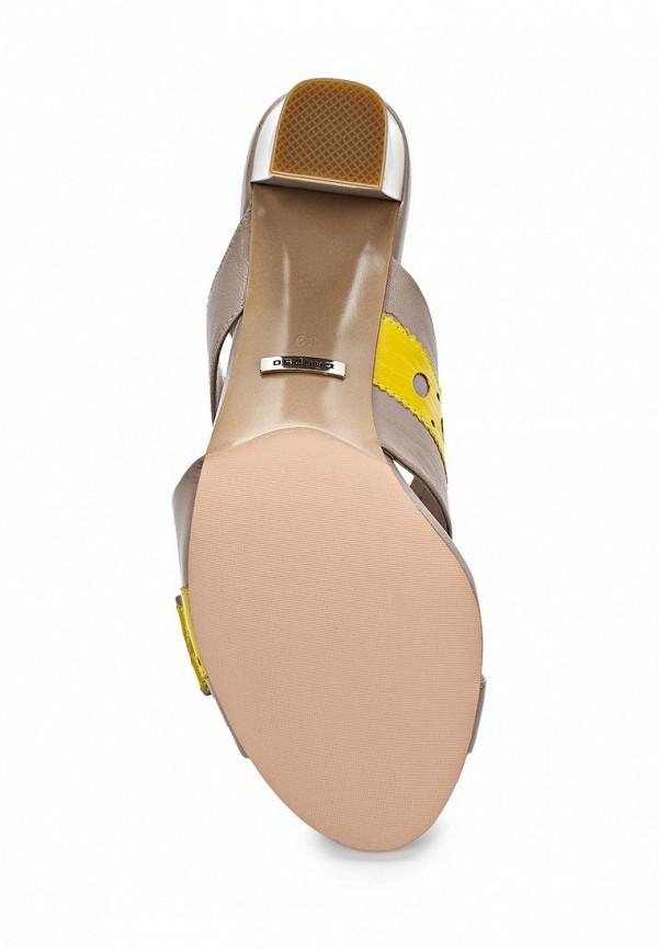 Женские сабо на каблуке Calipso 293-01-TH-15-KK-01: изображение 5