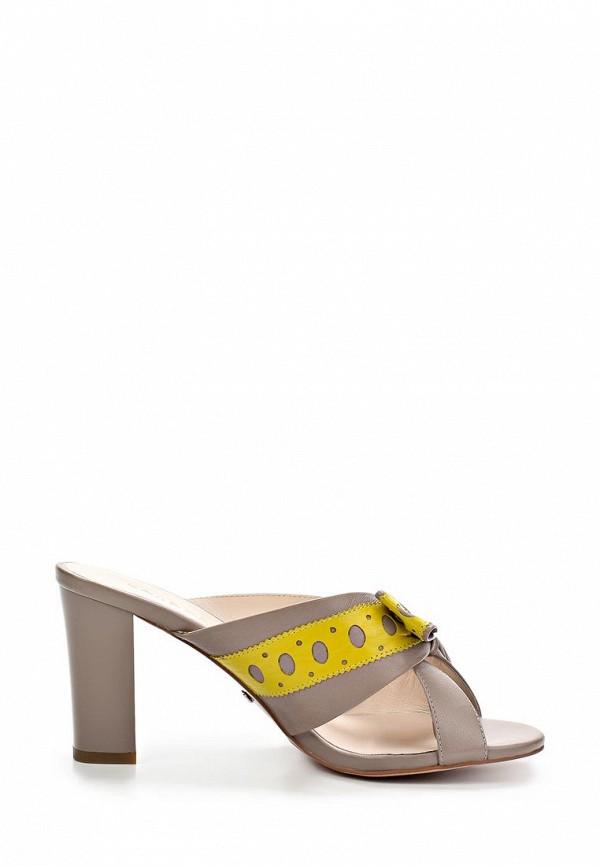 Женские сабо на каблуке Calipso (Калипсо) 293-01-TH-15-KK-01: изображение 9