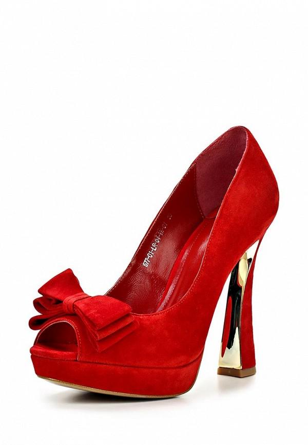 Туфли на каблуке Calipso 677-01-LR-04-VK-01: изображение 1