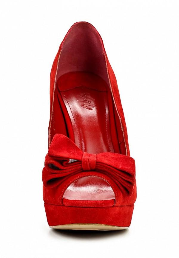 Туфли на каблуке Calipso 677-01-LR-04-VK-01: изображение 4