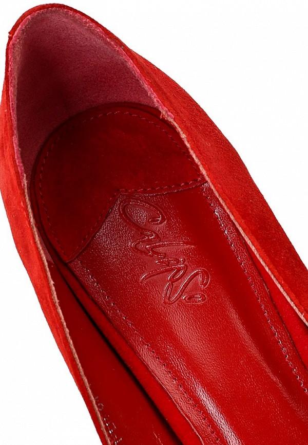 Туфли на каблуке Calipso (Калипсо) 677-01-LR-04-VK-01: изображение 7