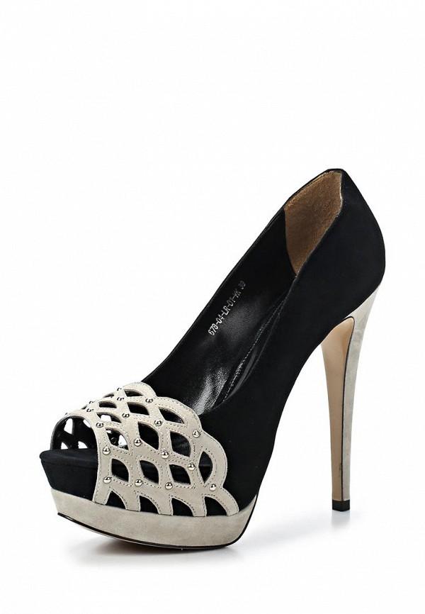 Туфли на каблуке Calipso (Калипсо) 678-04-LR-01-VK: изображение 1