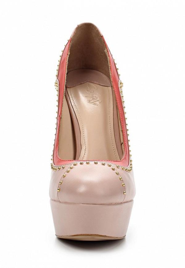 Туфли на каблуке Calipso (Калипсо) 686-02-LR-03-KK: изображение 7