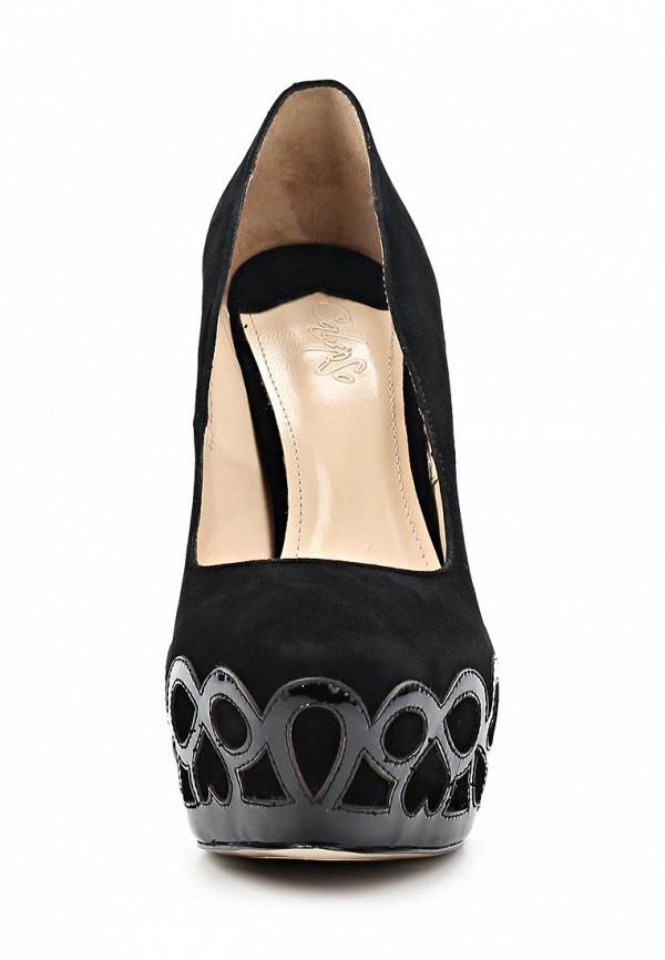 Туфли на шпильке Calipso (Калипсо) 687-05-LR-01-VK: изображение 4