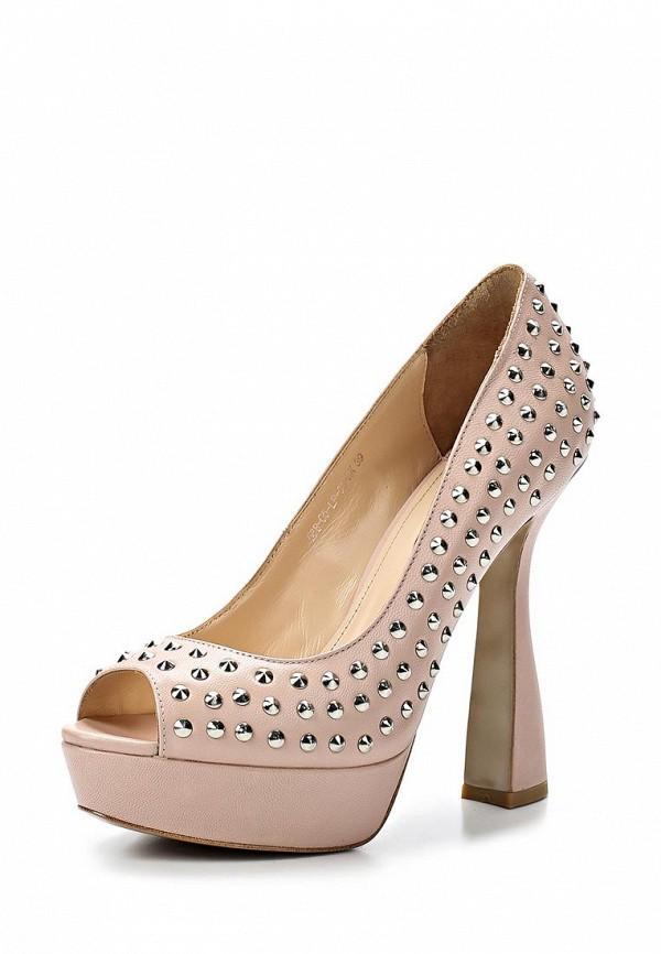 Туфли на каблуке Calipso (Калипсо) 688-05-LR-03-KK: изображение 1