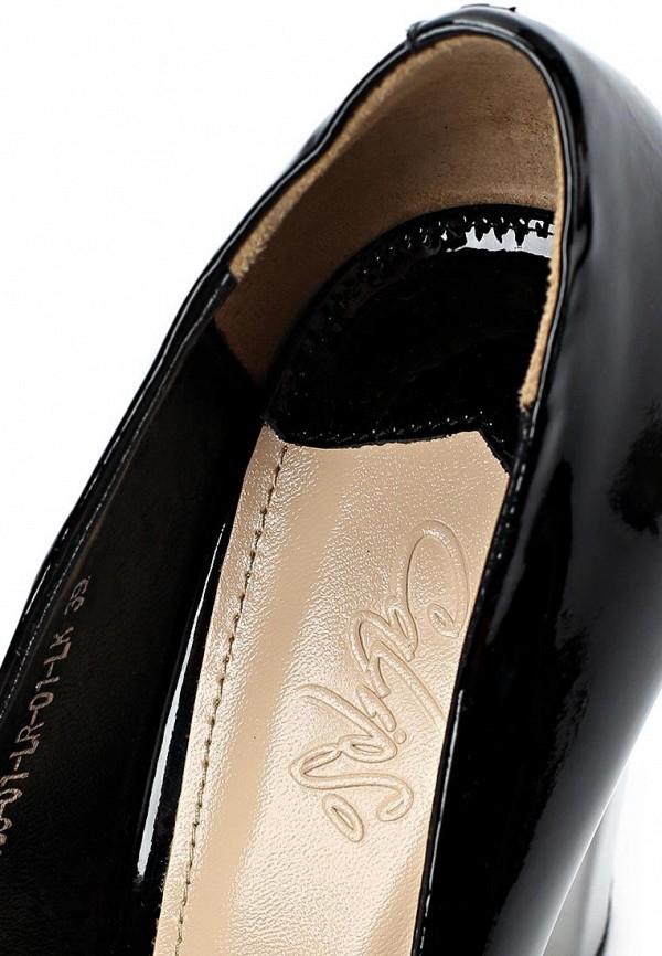 Туфли на каблуке Calipso 690-01-LR-01-LK: изображение 7