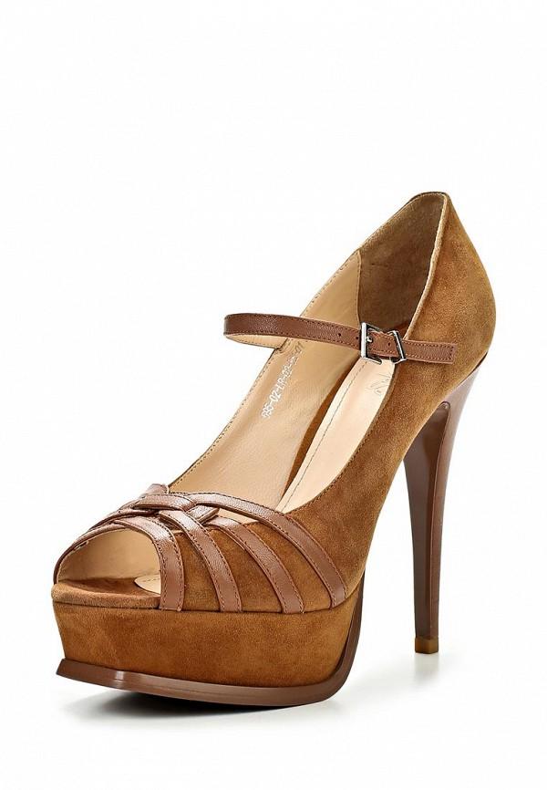 Туфли на каблуке Calipso (Калипсо) 695-02-LR-02-VK-01: изображение 2