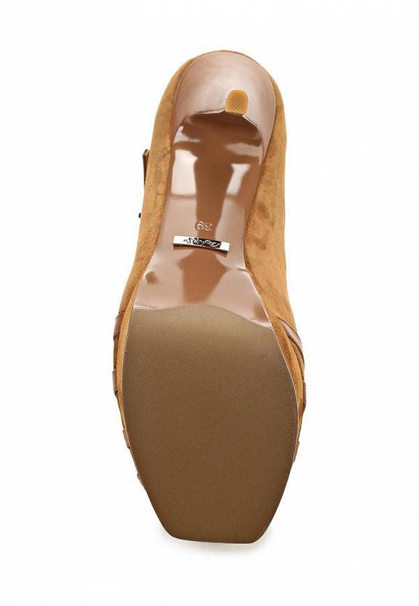 Туфли на каблуке Calipso (Калипсо) 695-02-LR-02-VK-01: изображение 5