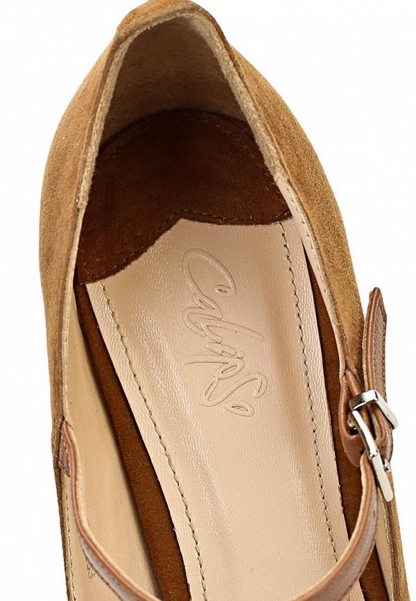 Туфли на каблуке Calipso (Калипсо) 695-02-LR-02-VK-01: изображение 13