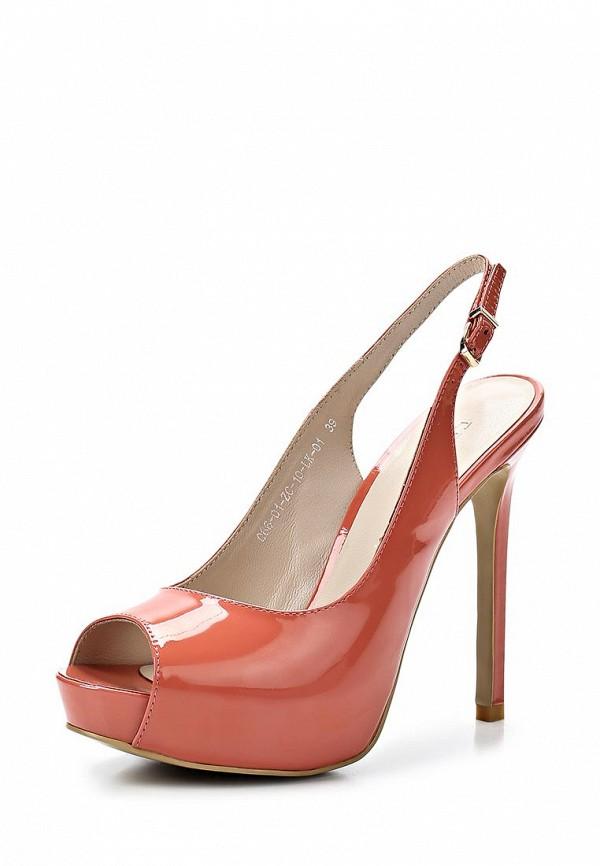 Босоножки на каблуке Calipso (Калипсо) 066-01-ZC-10-LK-01: изображение 1