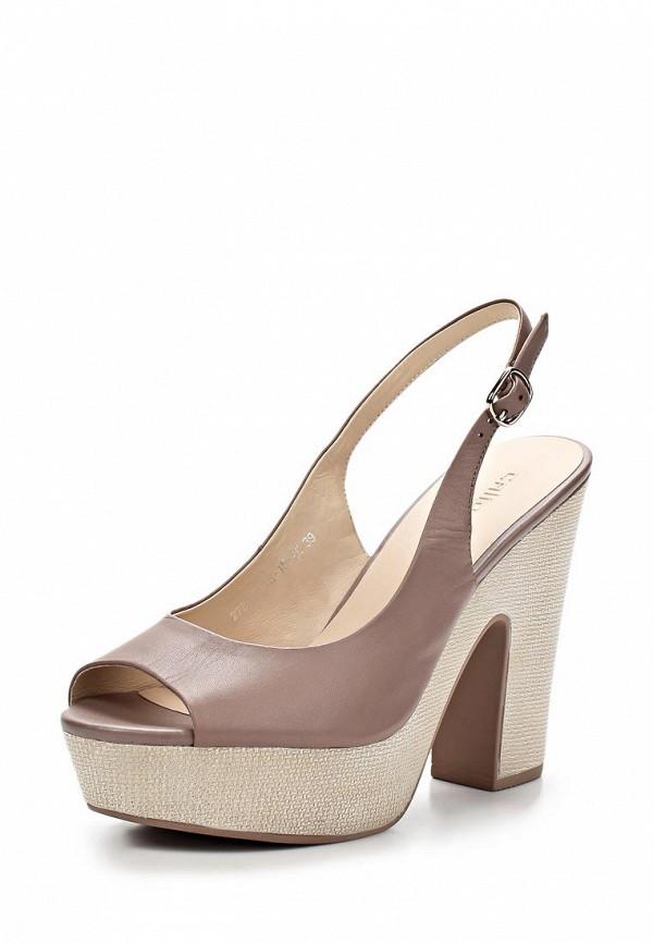Босоножки на каблуке Calipso (Калипсо) 278-03-TH-15-KK: изображение 1