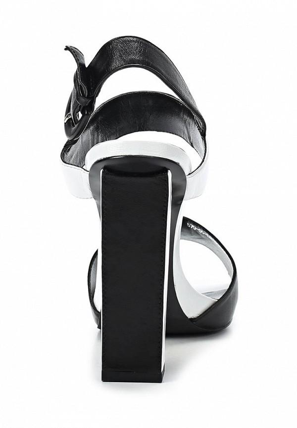 Босоножки на каблуке Calipso 679-05-LR-01-KK-01: изображение 3